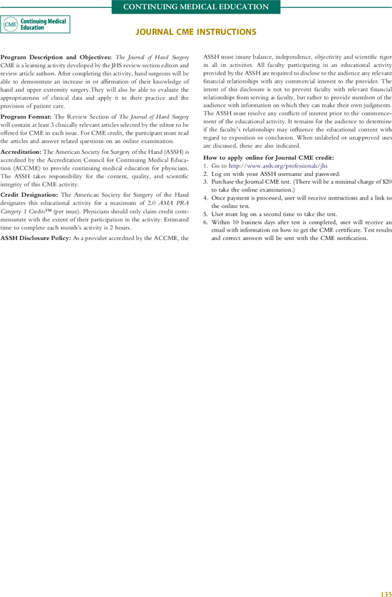 journal of hand surgery european instructions to authors
